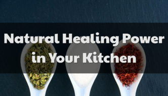 Natural Healing Power in Your Kitchen